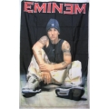 EMINEM - on floor flagga posterflagga