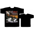 DIO - HOLY DIVER \ NO BACK PRINT. T-shirt Large