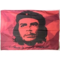 Che Guevara (classic red with shadows) flagga tygaffisch
