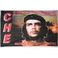 Che Guevara (sunset) Posterflagga Tygaffish