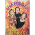 Hanson Flagga (orange) gammal posterflagga