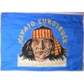 Indian flagga (Navajo Euro Truck)