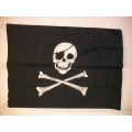 Pirate flagga - Jolly Roger (big posterflagga)