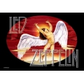Led Zeppelin - Icarus. Posterflagga