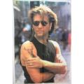 Bon Jovi Flagga (glasses) gammal poster flagga SAMLAROBJEKT
