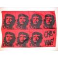 Che Guevara (che x7 che vive) liten posterflagga
