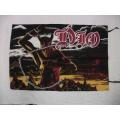 Dio - Holy Diver. gammal Posterflagga från 1983 SAMLAROBJEKT