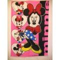 Film flagga Disney (Mimmi) mycket ovanlig