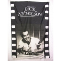 Film flagga Jack Nicholson mycket ovanlig gammal posterflag