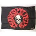 Harley - Easyrider Skull posterflagga från 1995 SAMLAROBJEKT