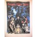 Mystic Circle german blackmetal posterflagga från 1999