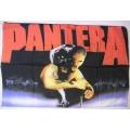PANTERA - Panter gammal posterflagga