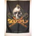 Soulfly posterflagga från 2004