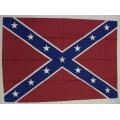 Sydstats flagga - Small posterflagga tygaffisch