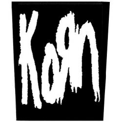 Korn - Logo Ryggmärke från 1998