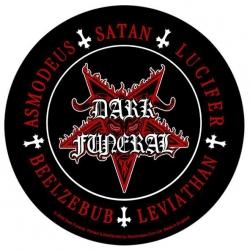 Dark Funeral - Satan Ryggmärke från 2005