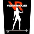 Velvet Revolver - Silhoutte. Ryggmärke från 2004