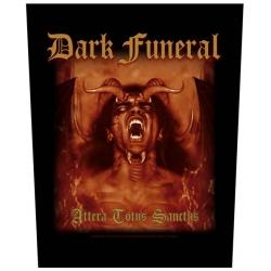 DARK FUNERAL - ATTERA TOTUS SANCTUS. Ryggmärke från 2005