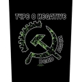 Type O Negative - Dead Again / Hammer. Ryggmärke från 2007