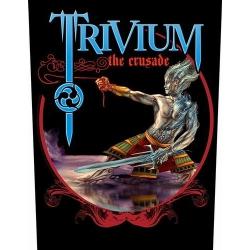 Trivium - The Crusade Ryggmärke