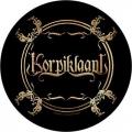 Korpiklaani - GOLDEN CIRCLE. Ryggmärke
