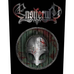 ENSIFERUM - BLOOD IS THE PRICE OF GLORY. Ryggmärke