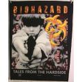 Bio Hazard - Tales from the hard Ryggmärke från 1994
