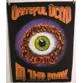 Grateful Dead - In the dark. Ryggmärke från 1989
