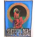 Grateful Dead - Violin. Ryggmärke från 1988 SAMLAROBJEKT
