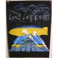 Led Zeppelin - Ryggmärke från 1986 SAMLAROBJEKT