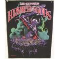 Led Zeppelin - Hammer of the gods Ryggmärke från 1983