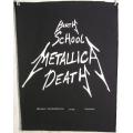 Metallica - Birth School Ryggmärke från 1994