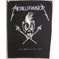 Metallifukinca - Ryggmärke från 1995