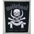 MOTORHEAD - March or Die. Ryggmärke från 1992 SAMLAROBJEKT
