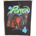 Poison - Ryggmärke från 1988
