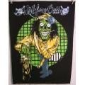 Mötley Crüe - Ryggmärke från 1990