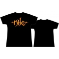 NILE - SNAKESKIN LOGO. Tjejtopp Medium