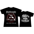 ONSLAUGHT - 100% PURE THRASH. Tjejtopp Small