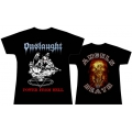 ONSLAUGHT - POWER FROM HELL. Tjejtopp Small