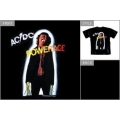AC/DC - Powerage. T-shirt Small