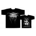 DARKTHRONE - BAPHOMET. T-shirt  XL