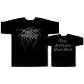 DARKTHRONE - TRUE NORWEGIAN BLACK METAL. T-shirt Large