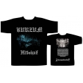 BURZUM - HLIDSKJALF. T-shirt Large