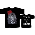 MORBID ANGEL - GARGOYLE. T-shirt  XL
