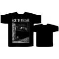 BURZUM - RAVEN HVIS. T-shirt  XL