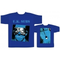 U.K. SUBS - ANOTHER KIND OF BLUES. T-shirt Large