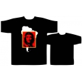CHE GUEVARA - SOUTH AMERICA. T-shirt Medium