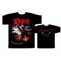 DIO - HOLY DIVER \ NO ONE MOVES. T-shirt Medium