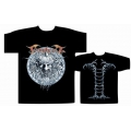 FINNTROLL - LIGHT INTO THE DARKNESS. T-shirt  XL