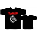 RANCID - LET'S GO. T-shirt Large